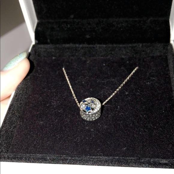 ec5d90f7f 🌟🌙✨Stars and moon pandora necklace. M_5a56ba812ae12f413200996e